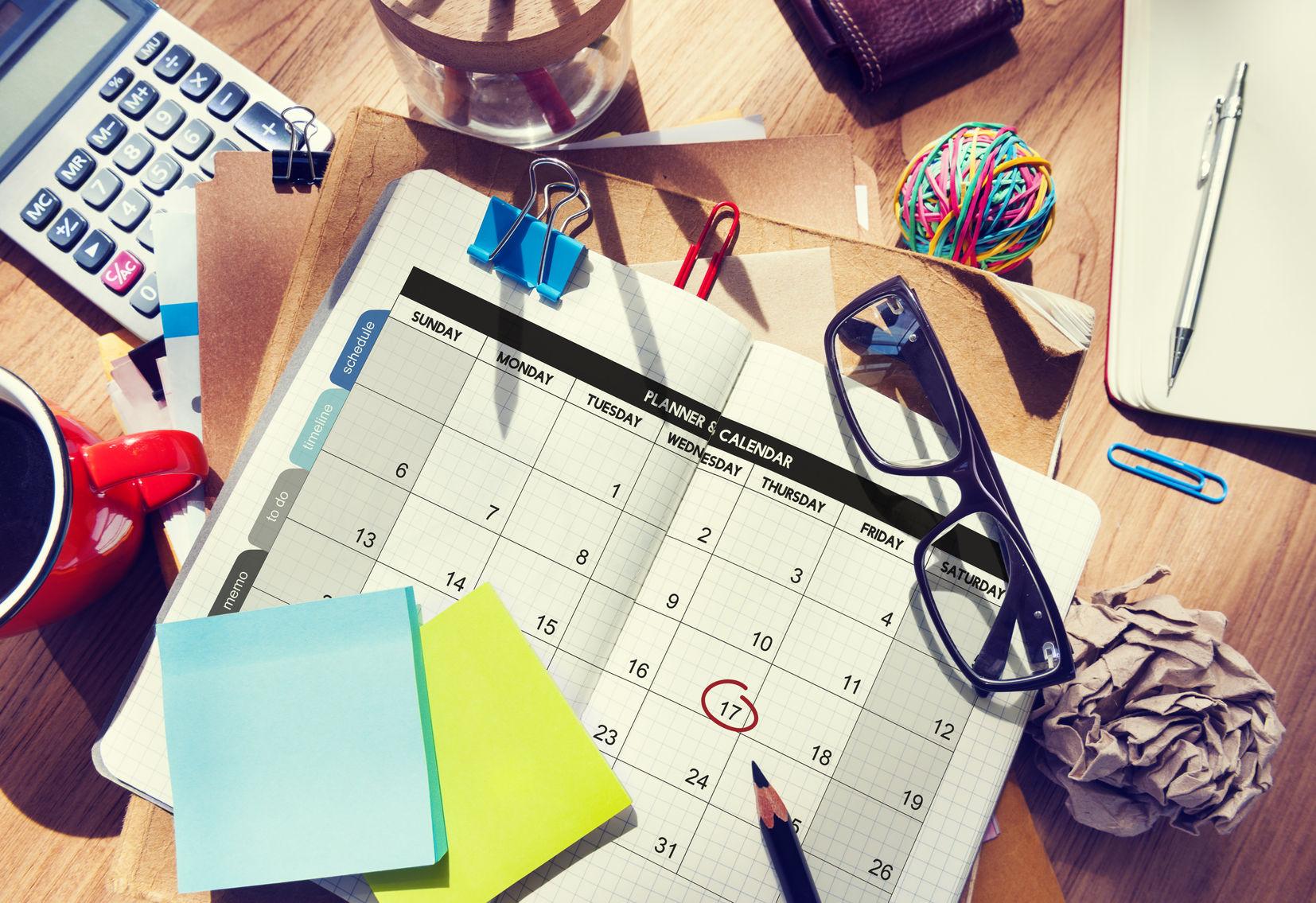 Mit SMART-Ziele: Arbeitswoche produktiv planen und gestalten